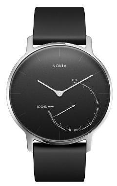 [Prime] Montre Connectée Nokia Steel  avec Suivi d'activité et de Sommeil - Noir