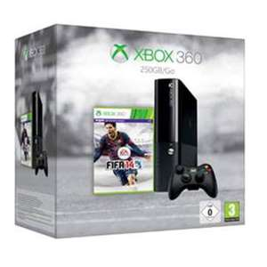 [Offre adhérents] Console Xbox 360 250 Go (2013) + Fifa 2014