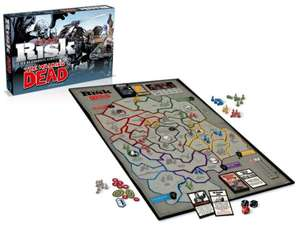 Jeu de société Winning Moves 0961 - Risk The Walking Dead