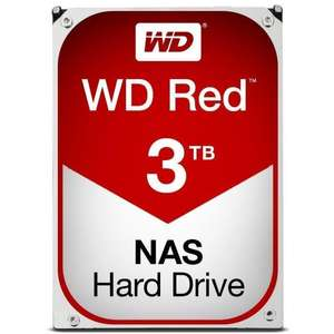 Disque dur interne 3.5' WD Red 64Mo - 3To