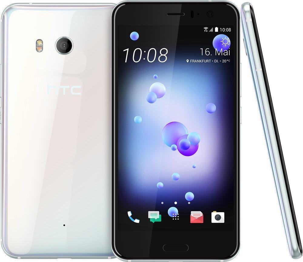 "Smartphone 5.5"" HTC U11 64 Go,  Dual Sim  - Blanc"