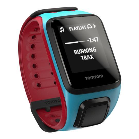 Montre Sport avec GPS TomTom Runner 2 Cardio + Music