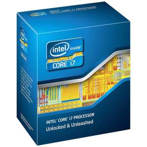 Processeur Intel Core i7 4820K - 3,70 GHz