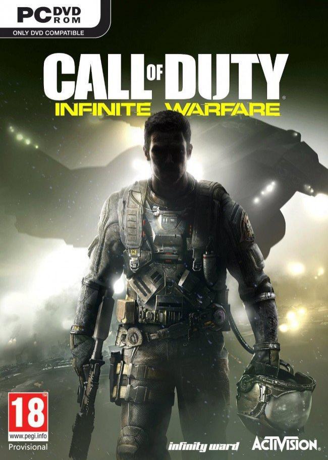 Sélection de jeux PC en promo - Ex : Call of Duty Infinite Warfare sur PC