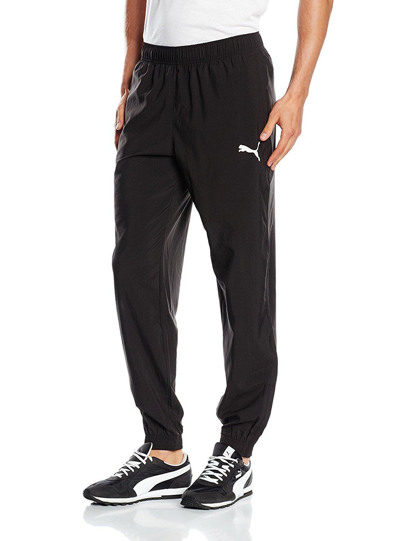 Pantalon Puma Ess No.1- Noir (Taille M)
