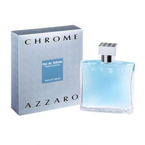 Eau de toilette Azzaro (Chrome ou Noir) 100ml