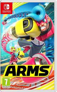 [Prime] Arms sur Nintendo Switch