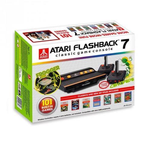 Console Atari Retro Flashback 7 + 101 Jeux