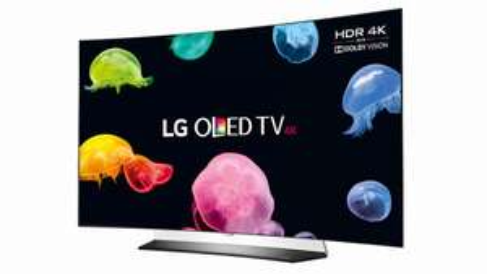 "TV 55"" LG OLED 55C6V - 4K, 3D, HDR"