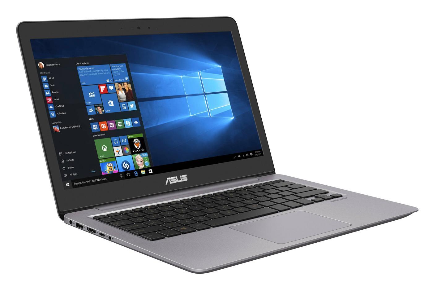 """PC portable 13.3"""" Asus ZenBook UX310UA-FC712T - full HD, i5-7200U, 8 GO de RAM, 500 Go"""