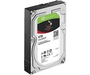 "[Prime] Disque Dur interne 3.5"" Seagate IronWolf - 8 To"