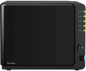 [Prime] Serveur NAS Synology DiskStation DS416play (4 baies)