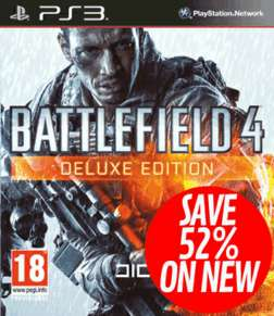 Battlefield 4 Deluxe Edition sur PS3