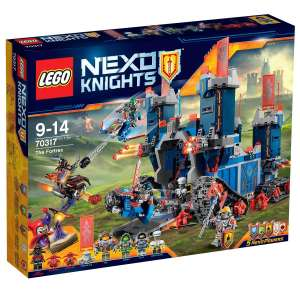 Jouet LEGO Nexo Knights - Le Fortrex 70317