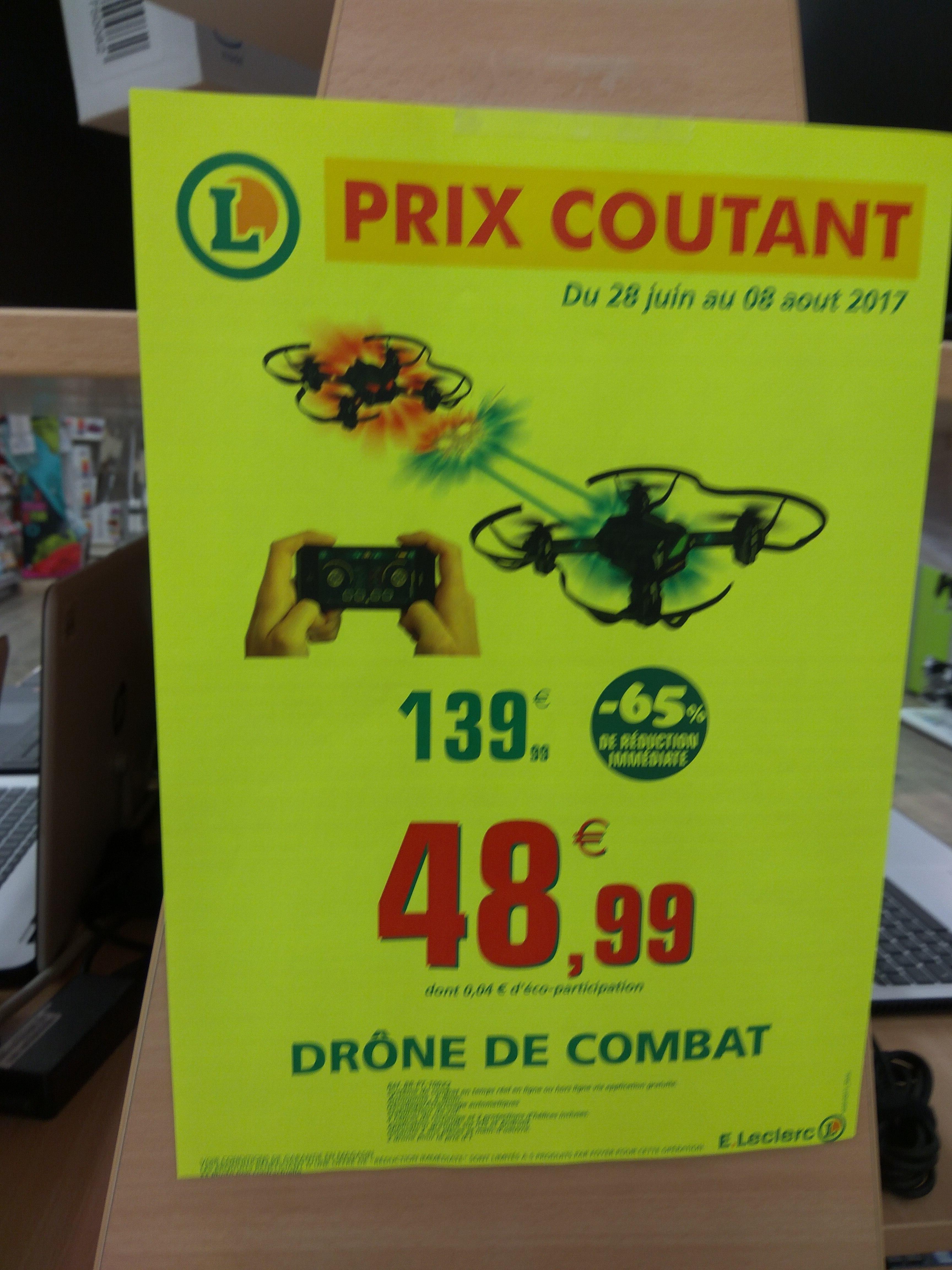 Drône de combat Petrone Drone Fighter + KIt FPV