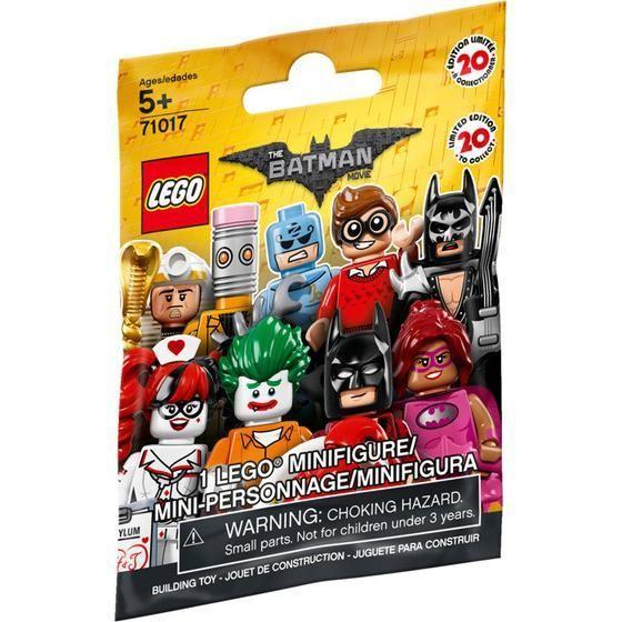 Mini-figurines Lego - Lego Batman Le Film