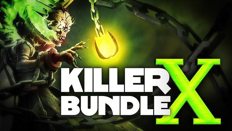 Bundle Stars Killer Bundle X : 10 jeux dont Human Fall Flat (Dématérialisé, Steam)