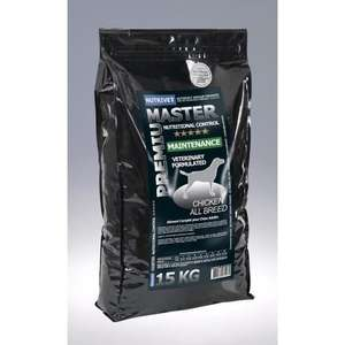 [CDAV] Croquettes chien Master Premium maintenance 15 Kg