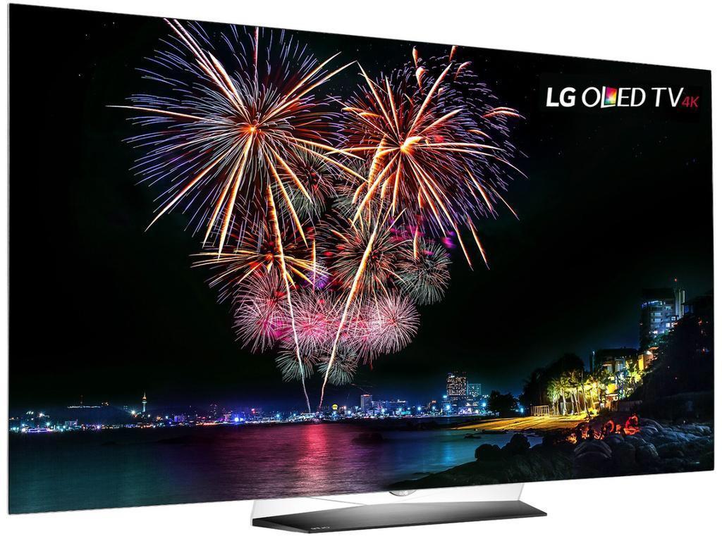 "TV 55"" LG OLED55B6V - OLED, 4K Ultra HD, HDR"