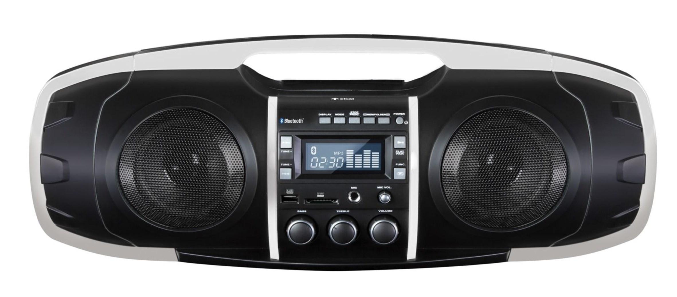 Enceinte portable Tokai Soundblaster GB-6000 - Bluetooth
