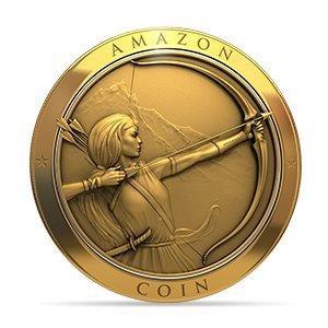 5000 Amazon Coins (Dématérialisé)
