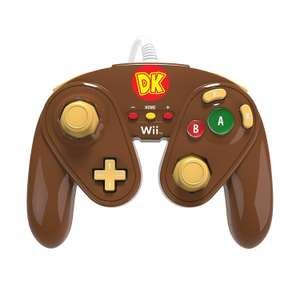 Manette Fight Pad Donkey Kong pour Nintendo Wii / Wii U