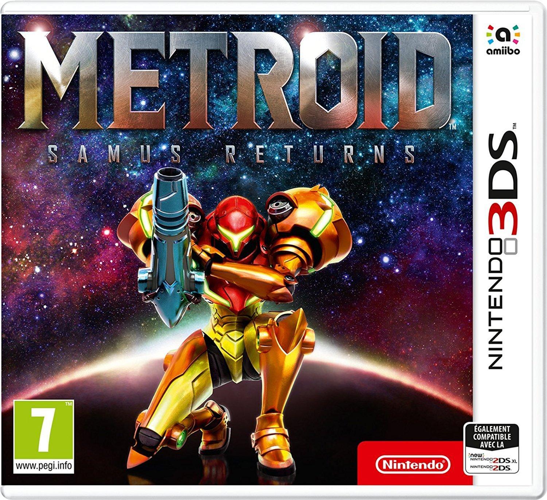 [Précommande] Jeu Metroid Samus Returns sur Nintendo 3DS