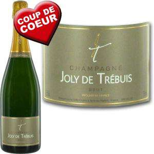 Bouteille de champagne Joly De Trebuis 70 cl