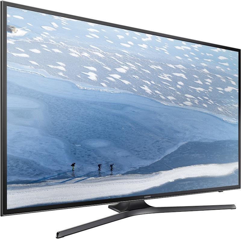 TV LED 40'' Samsung UE40KU6070 - UHD 4K, HDR, Smart TV