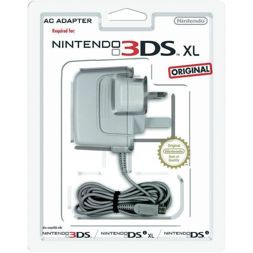 Bloc d'alimentation pour Nintendo New 3DS / New 3DS XL / 3DS / 3DS XL / 2DS / DSi / DSi XL