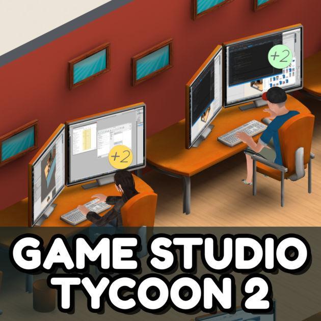 Game Studio Tycoon 2 gratuit sur Android  (au lieu de 3.09€)