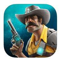 Jeu iOS Space Marshals 2