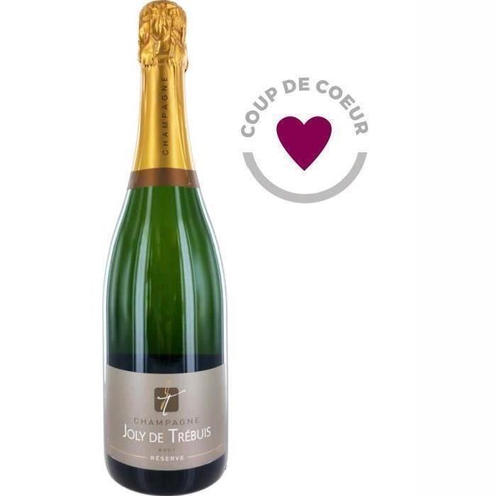 [CDAV] Bouteille de Champagne Joly de Trébuis - 75cl