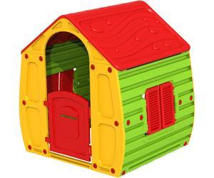 Maisonnette pour enfant Starplast Magical House - 109x90x102 cm