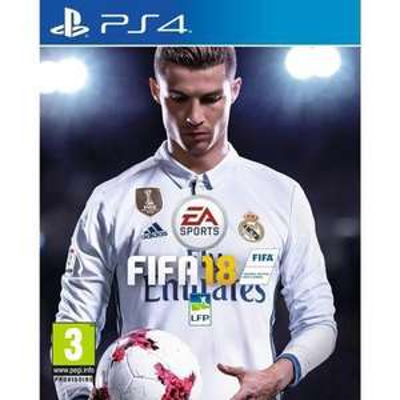 [Précommande] Fifa 18 sur PS4