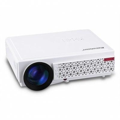 Projecteur Excelvan LED96+ - 1280 x 800