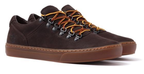 Sélection de chaussures Timberland en promotion - Ex : Adventure 2.0 Cupsole Alpine Oxford - marron (du 41 au 43)