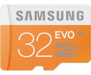 Carte microSD Samsung Evo UHS-I U1 - 32 Go