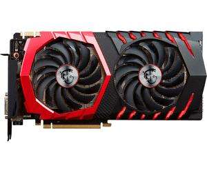 Carte graphique MSI GeForce GTX 1070 Gaming X - 8 Go