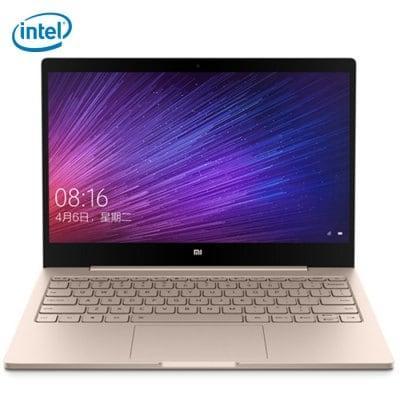 """PC portable 12.5"""" Xiaomi Air 12 Gold -  Intel M3-6Y30, 4 Go RAM, 128 Go SSD"""