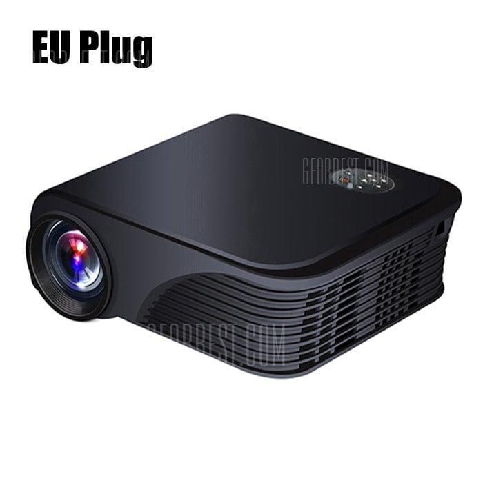 Mini vidéo projecteur S320 LCD, 1800 Lumens, 800 x 600 Pixels