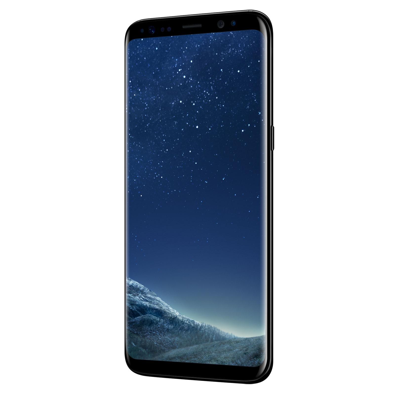 """Smartphone 5.8"""" Samsung Galaxy S8 64Go (avec reprise d'un ancien téléphone et retrait Click&Collect)"""