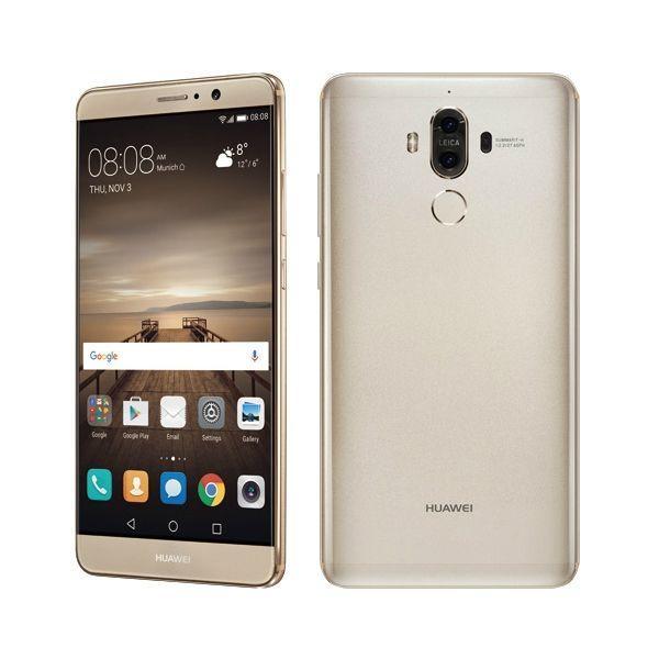 "Smartphone 5.9"" Huawei Mate 9 (Global Version) - 64 Go, 4 Go RAM"