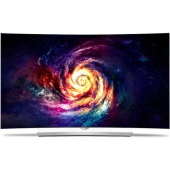 "TV LG OLED 55"" 55EG960V - UHD 4K, HDR, 3D, Incurvée"
