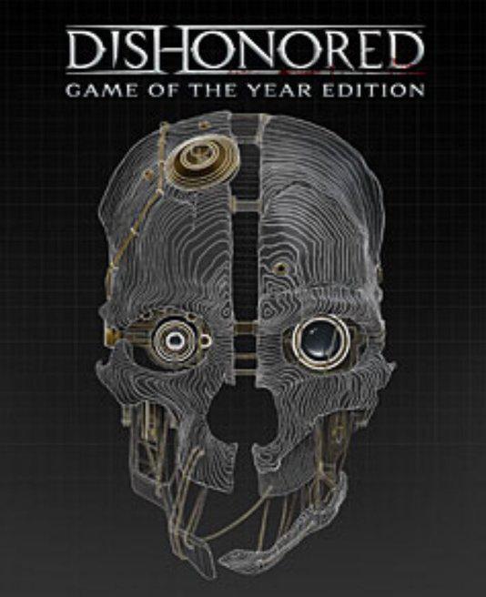 Dishonored GOTY sur PC dématérialisé