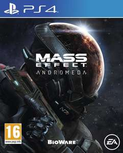[Prime] Mass Effect Andromeda sur PS4 / PC / Xbox One