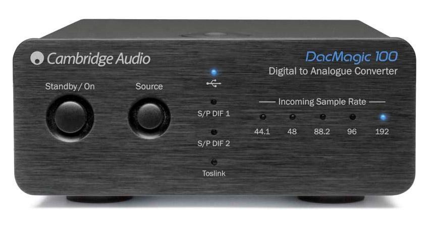 DAC Audio USB Cambridge DacMagic 100