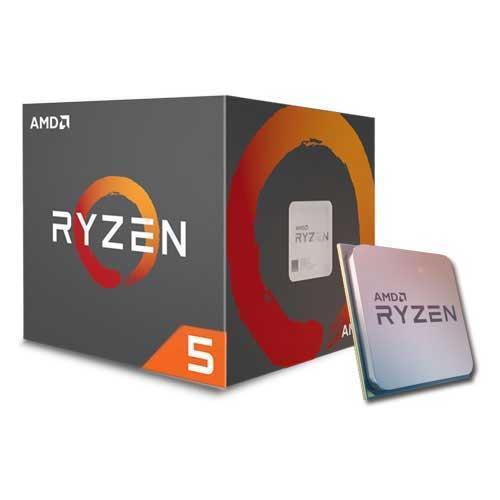 Processeur AMD Ryzen 5 1500X (3.5Ghz - 3.7 Ghz)