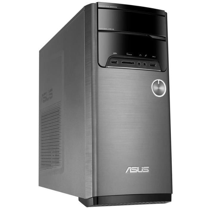 [CDAV] PC de bureau Asus M32CD-FR153T - I7 6700 - 8Go de RAM - GTX1060 6Go - Disque Dur 1To + 128Go SSD clavier+souris