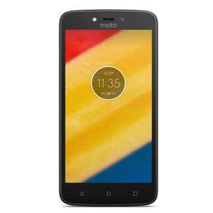 "[Cdiscount à volonté] Smartphone 5"" Motorola Moto C Plus - HD, MT6737, 1 Go RAM, 16 Go ROM, 4 000 mAh (amovible)"